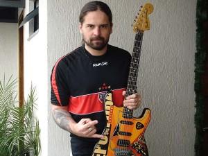 Andreas Kisser Sao Paulo