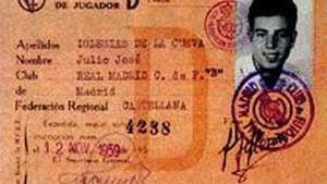 Julio Iglesias Real Madrid