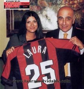 Laura Pausini Milan