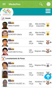 medallas 4