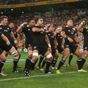 during the Bledisloe Cup match between the Australian Wallabies and the New Zealand All Blacks at Suncorp Stadium on October 20, 2012 in Brisbane, Australia.
