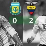 argentina 0 ecuador 2