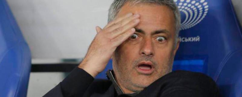 mourinho sorprendido