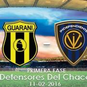 Guarani vs idv