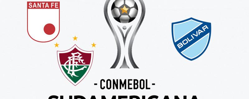 Sudamericana Segunda