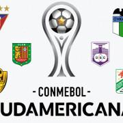 sudamericana 1 vuelta