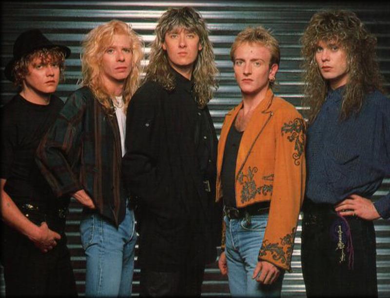 def leppard 1987