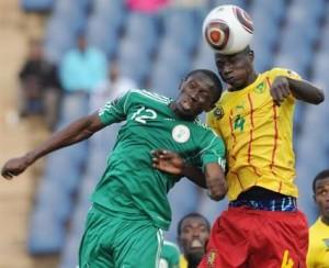 Nigeria vs Camerún