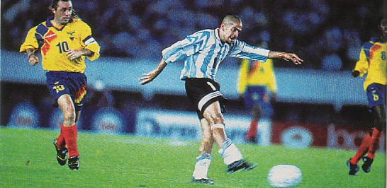 ecuador argentina 1997