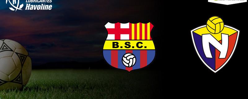 barcelona nacional