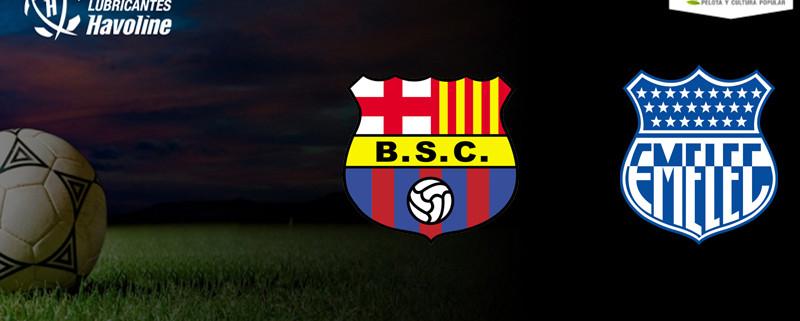 bsc vs emelec