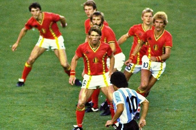 Bélgica 1982