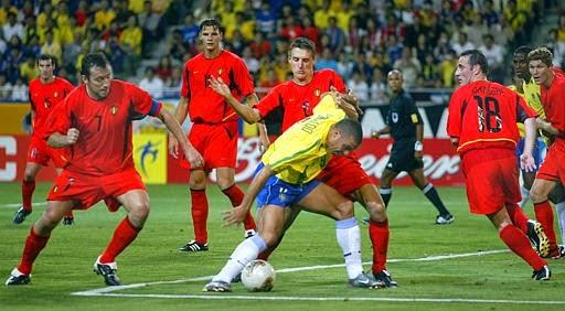 Bélgica 2002