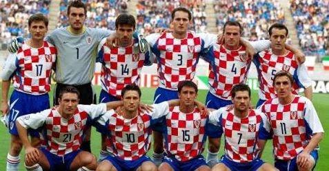 Croacia 2002