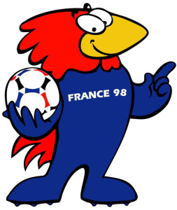 Footix Francia 1998