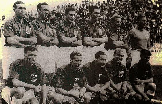 Inglaterra 1950