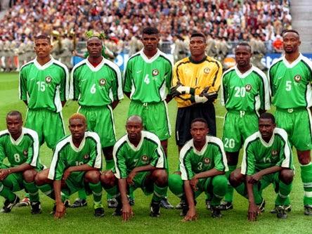 Nigeria 1998