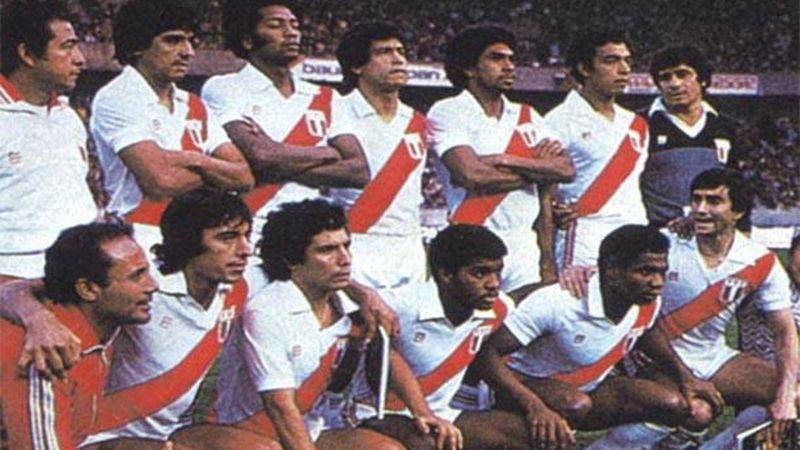 Perú 1982
