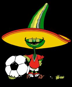 Pique México 1986