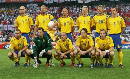 Suecia 2006