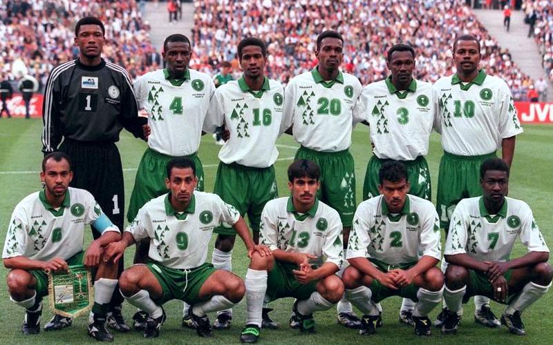 arabia 1998