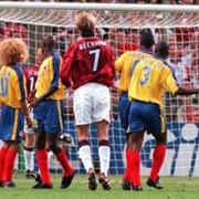 Inglaterra vs Colombia