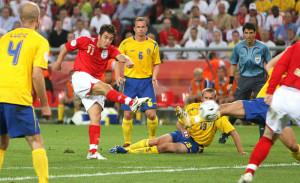 Suecia Inglaterra 2006