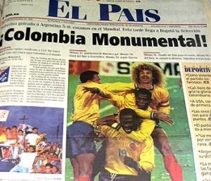 argentina0colombia5DiarioColombiano