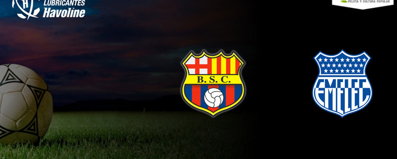barcelona emelec