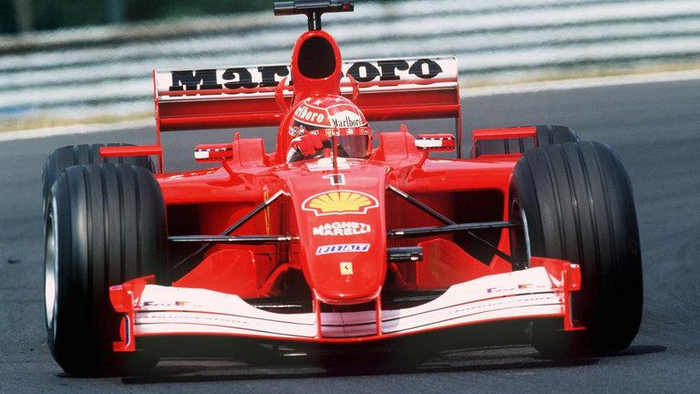 Schumacher 2002