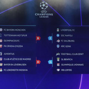 champions grupos