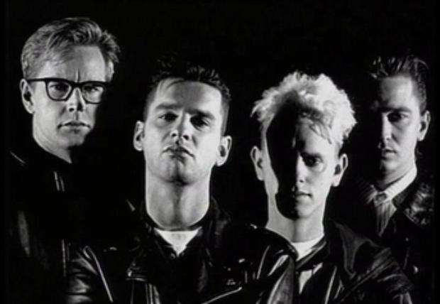 Depeche Mode1990