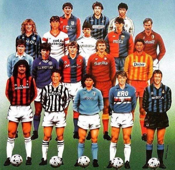 calcio 1990