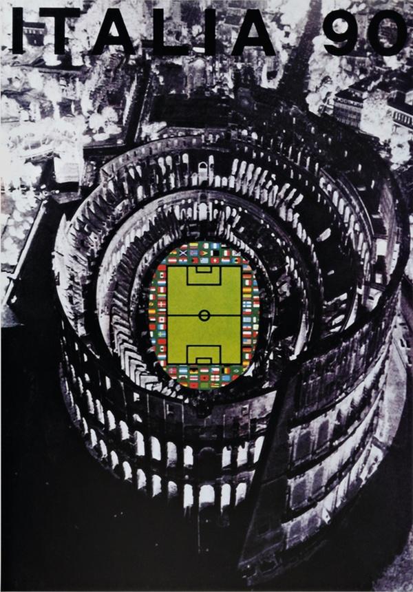 poster italia 1990