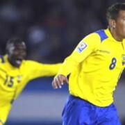 ecuador vs argentina 2008