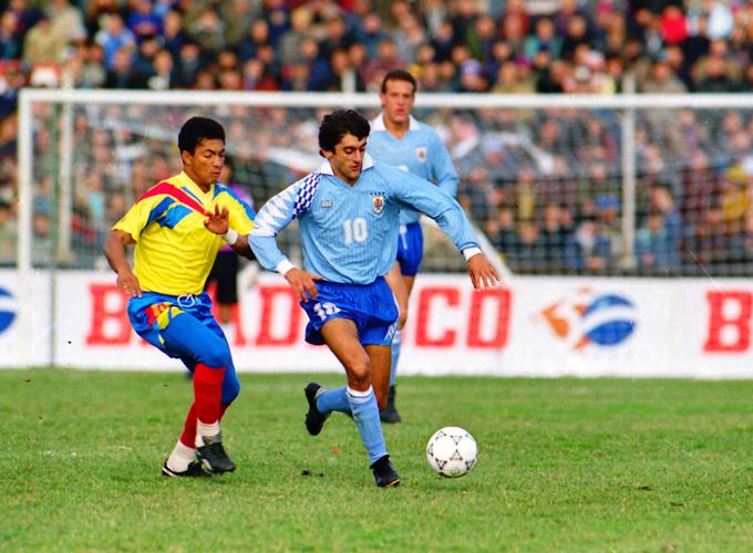 uruguay ecuador 1993
