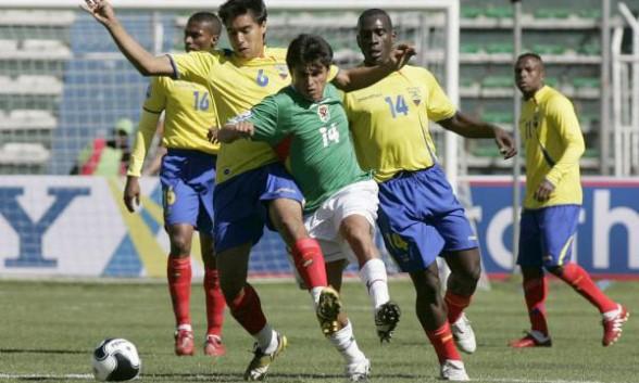 bolivia ecuador 2009