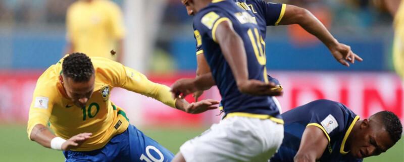 brasil vs ecuador eliminatorias