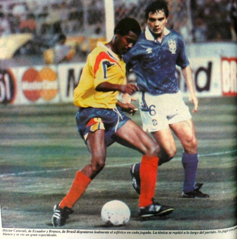 ecuador vs brasil 1993