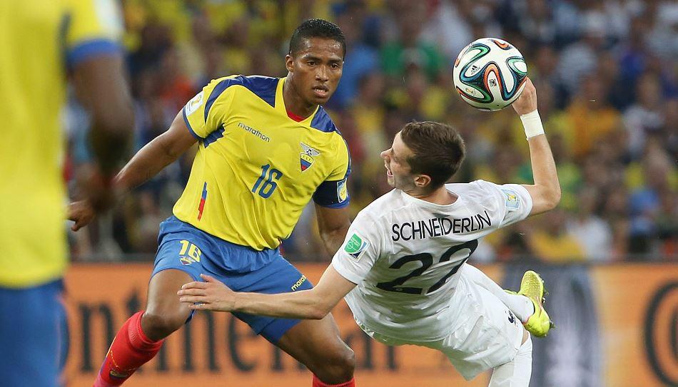 Group E - Ecuador vs France