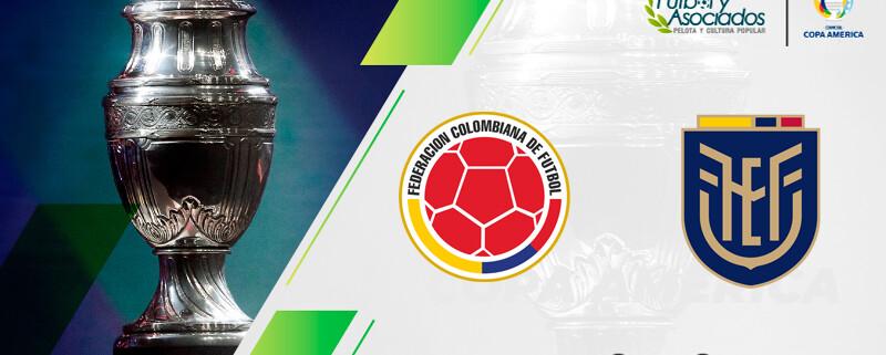 colombia vs ecuador copa