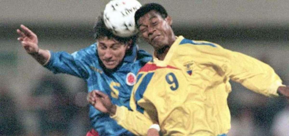ecuador colombia 1995