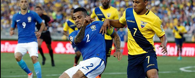 ecuador vs brasil copa america