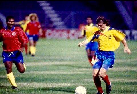 ecuador vs colombia 1993