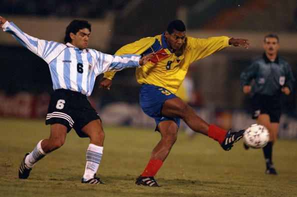 argentina ecuador 1997