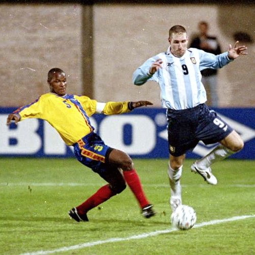 argentina ecuador 1999