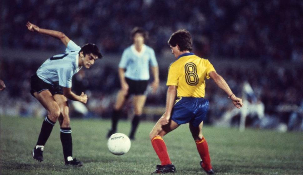 Uruguay Ecuador 1985