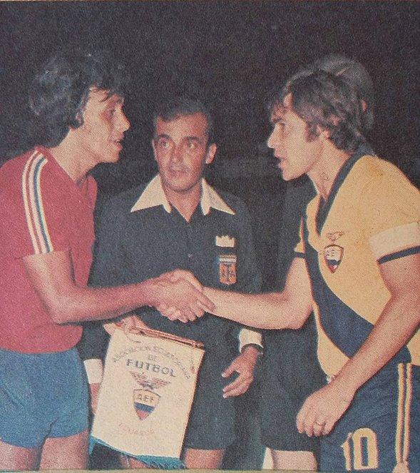 chile ecuador 1977