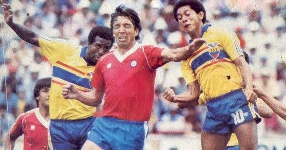 ecudor chile 1985