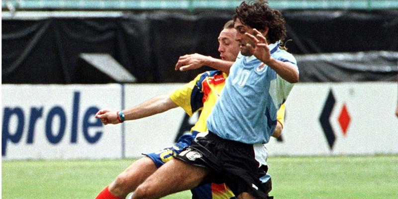 uruguay ecuador 1997